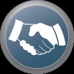 HandShakeButton