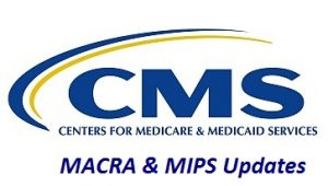 MACRA and MIPS update